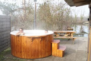 bain chaud naturel
